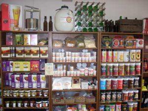 Liquor Store na Pensilvânia com grande variedade de Kits e extratos de maltes