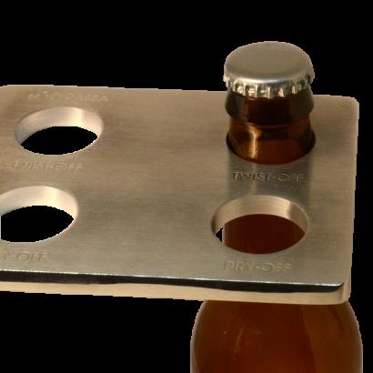 Calibrador para Arrolhamento de Tampinhas