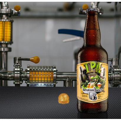 Cerveja Brotas Beer - IPA