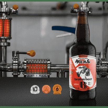 Cerveja Brotas Beer - Red Ale