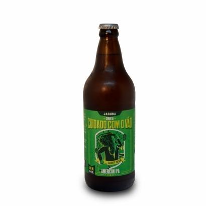 Cerveja Jacuba Craft Beer  Cuidado com o Vão - American IPA