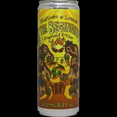 Cerveja The Beginning Lata - English Bitter