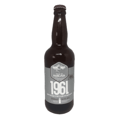 Cerveja Toca da Mangava 1961 - India Pale Ale