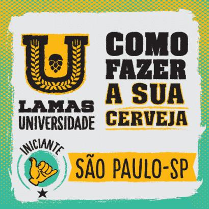 Como Fazer Cerveja, O Curso - SÃO PAULO/SP