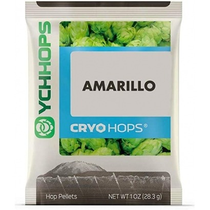 CryoHops - Pó de Lupulina Amarillo