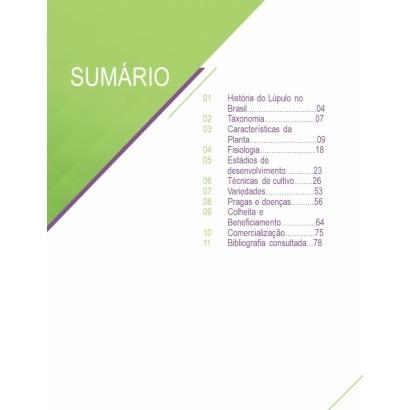 E-book - Cultivo de Lúpulo no Brasil