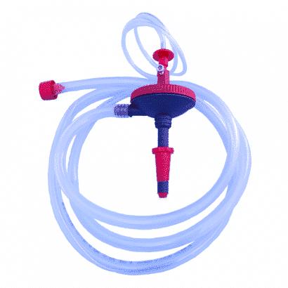 Enchedor de Garrafas Semi-Automático