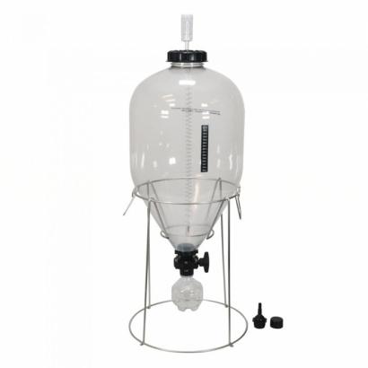 Fermentador Plástico Completo - Fermentasaurus - 35L