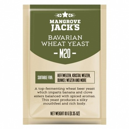 Fermento Mangrove Jacks - M20 - Bavarian Wheat