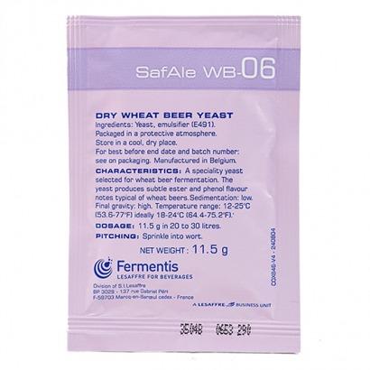 Fermento Fermentis - SafAle™ WB-06