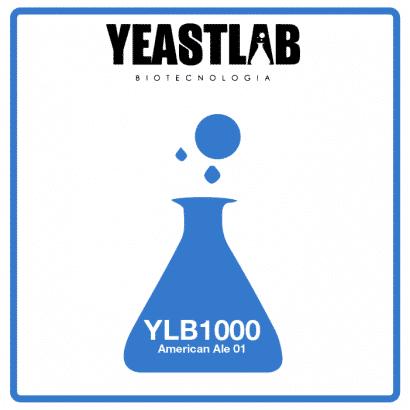 Fermento YeastLab - YLB1000 - American Ale 01