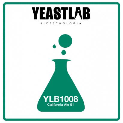 Fermento YeastLab - YLB1008 - California Ale 01
