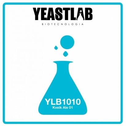 Fermento Líquido YeastLab - YLB1010 - Kveik Ale 01
