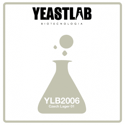 Fermento YeastLab - YLB2006 – Czech Lager 01