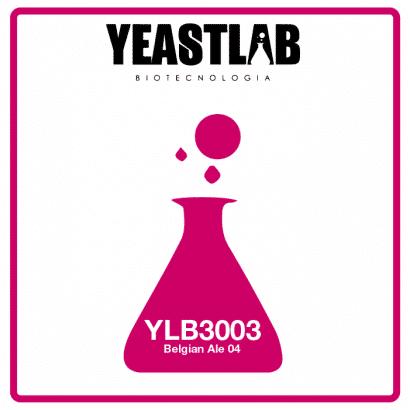 Fermento YeastLab - YLB3003 – Belgian Ale 04