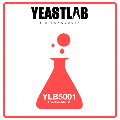 Fermento YeastLab - YLB5001 - London Ale 01