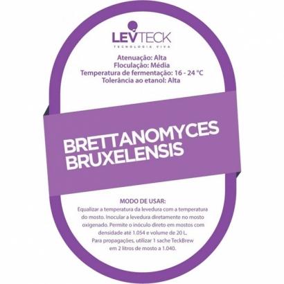 Fermento Levteck - Teckbrew Brettanomyces Bruxelensis