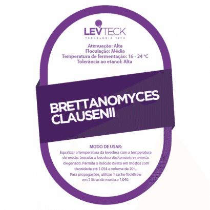 Fermento Levteck - Teckbrew Brettanomyces Clausenii