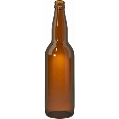 Garrafa padrão Cerveja Brasil - 600ml