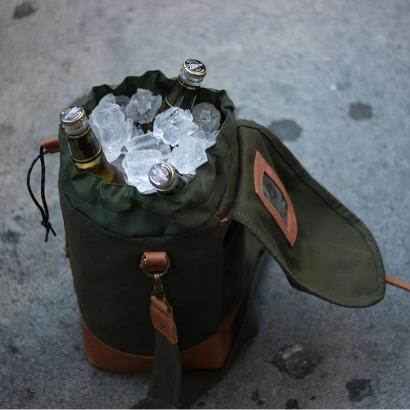 Growler Bag - Oliva