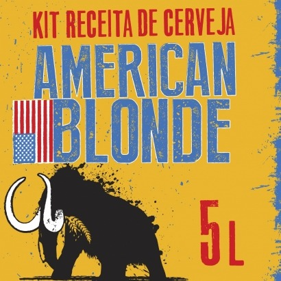 Kit American Blonde Ale 5L