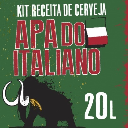 Kit APA do Italiano 20L