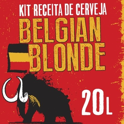 Kit Belgian Blonde Ale 20L