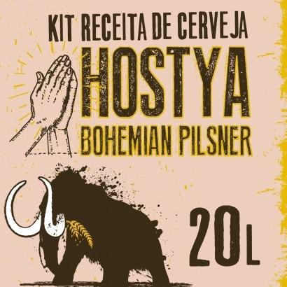 Kit Bohemian Pilsner - Hostya 20L