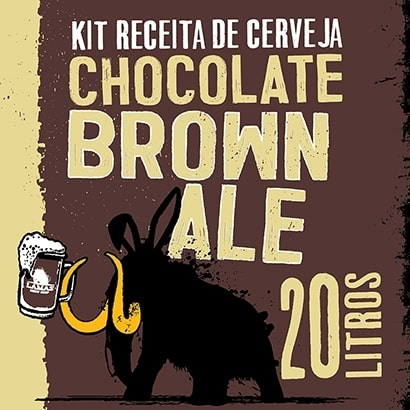 Kit Chocolate Brown Ale  20L
