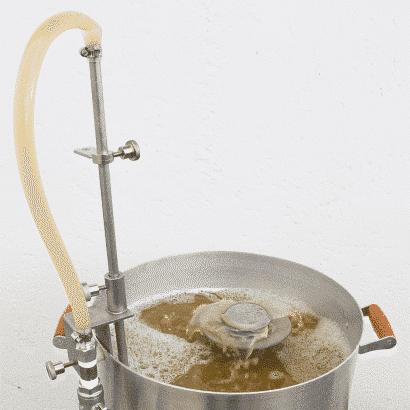 Kit Completo para Chuveiro Sparge de Inox