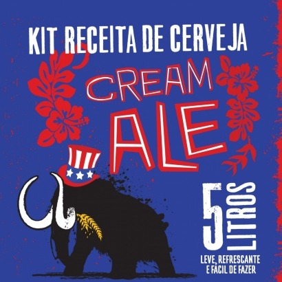 Kit Cream Ale 5L