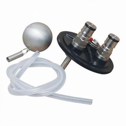 Kit de Fermentação Sob Pressão com Válvula de Alívio para Fermentador Fermentasaurus