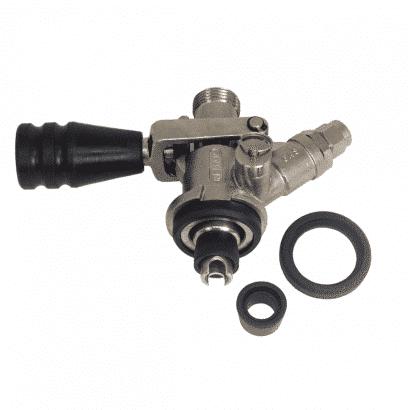 Kit de O-Ring para Manutenção da Válvula Extratora em Inox para Keg