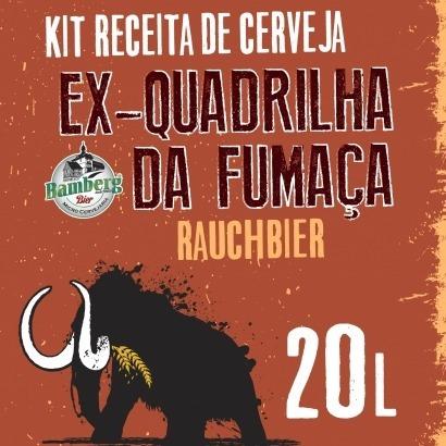Kit Rauchbier - Ex-Quadrilha da Fumaça 20L