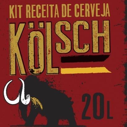 Kit Kolsch 20L
