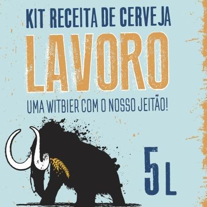 Kit Witbier - Lavoro 5L