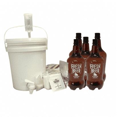 Kit para Fazer Cerveja em Casa 5 L