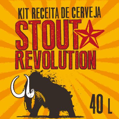 Kit Stout - Revolution 40L