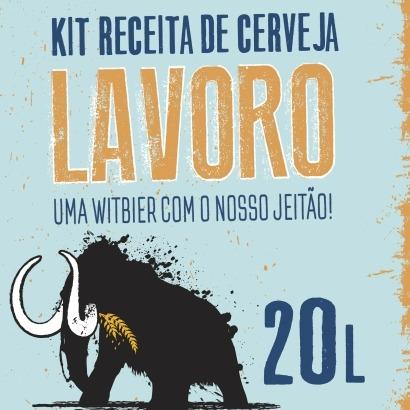 Kit Witbier - Lavoro 20L