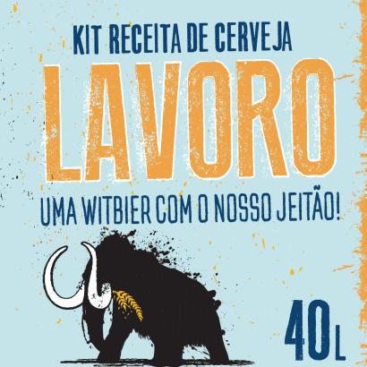 Kit Witbier - Lavoro 40L