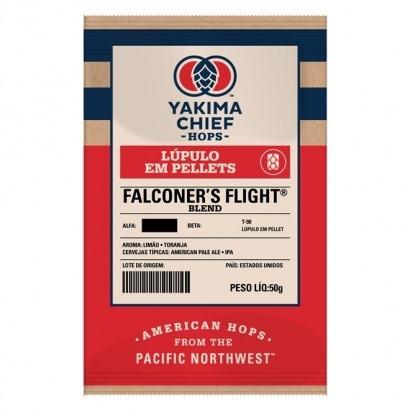 Lúpulo Falconers Flight - Yakima Chief Hops - 50g