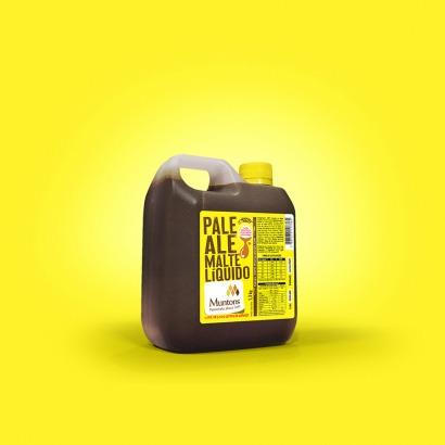 Malte Líquido Pale Ale - Muntons - Faz de 5 a 10 Litros