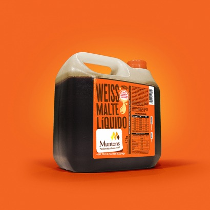 Malte Líquido Weiss (Trigo) - Muntons - faz 20 a 25 Litros