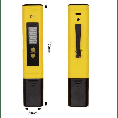 PHmetro Portátil Compacto