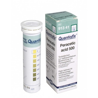 QuantoFix - Medidor de Ácido Peracético