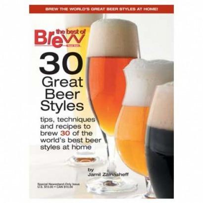 Revista BYO - Edição Especial - 30 Great Beer Styles