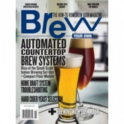 Revista Brew Your Own - Brew Systems (nov/16)