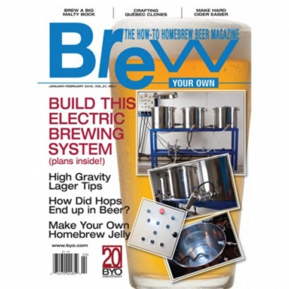 Revista Brew Your Own - Build This Electric Brewing System (jan-fev/15)