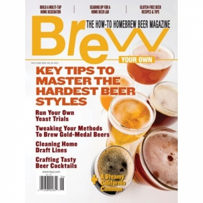 Revista Brew Your Own - Key Tips to Master the Hardest Beer Styles (mai/jun19)