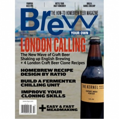 Revista Brew Your Own - London Calling (out/17)
